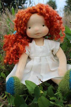 #Clara #balticdolls #waldorfdoll #doll