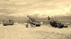 Port rybacki w Kątach rybackich