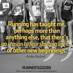 No reason to fear starting lines