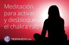 Meditación para activar y desbloquear el chakra raíz
