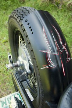 My favorite pinstriping colors!