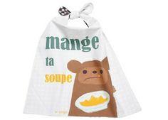 super knoei servet Coq en Pâte éditions   kinderen-shop Kleine Zebra