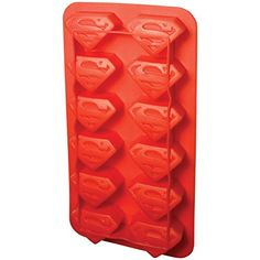 ICUP DC Comics Superman Ice Cube Tray ICUP http://www.amazon.com/dp/B005MUAPI0/ref=cm_sw_r_pi_dp_M7fvub1K879KW