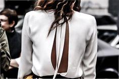very interesting back #shirt solution
