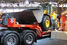 Construction equipment  by Volvo - http://www.machineryzone.com/