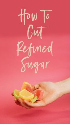 Are you ready to make this year your best — and healthiest — year yet? Start off by committing to cutting refined sugar from your diet and lowering your sugar intake in general! Source by livestrongcom Week Detox Diet, Detox Diet Drinks, Sugar Detox Diet, Detox Diet Plan, Cleanse Detox, Stomach Cleanse, Healthy Cleanse, Dukan Diet Plan, Lemon Detox