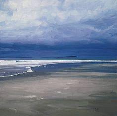 Resultado de imagen de contemporary beach paintings