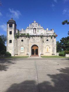 Tangalan Cathedral, Aklan Philippines - transports you way back to the Spanish era
