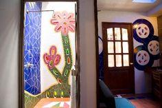 Habitación Antoni Gaudí, Casa Santa Mónica Norte #DeCaliSeHablaBien