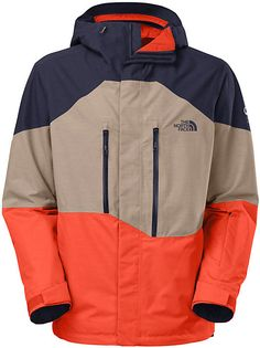 The North Face NFZ Jacket - Men's Ski Jacket - 2016 - Christy Sports
