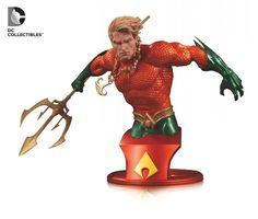 Based on the design of #JimLee, here is the Limited Edition #Aquaman Bust Statue from #DCCollectibles. Own It Now! amzn.to/2l4UM53  #DCCollectibles #Collectibles #Aquaman #ArthurCurry #Atlantis #KingofAtlantis #KingoftheSevenSeas #SeaKing #TimeandTide #ThroneofAtlantis #JusticeLeagueThroneofAtlantis #JusticeLeague #TheNew52 #New52 #Superheroes #DC #DCComics #DCU #DCUniverse #GeoffJohns #JimLee #ComicsDune