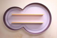 """Mensola """"e s p r i t"""" di Edizione Mobili da Andreas Stapel su DaWanda.com"""