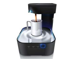 69 Clever Coffee Machines #kitchen trendhunter.com