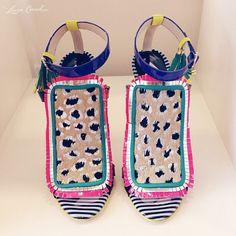 super cool Sophia Webster shoes