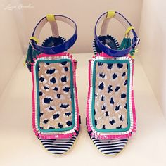 super cool Sophia Webster shoes