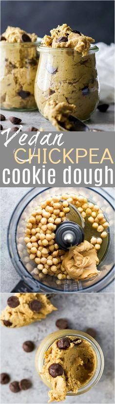 Vegan Chickpea Cooki