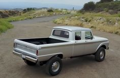 Icon Transforms 1965 Ford F-250 Into a Turbodiesel Beast ...