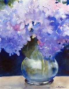 Blues Bouquet
