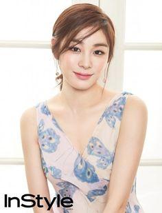 キム・ヨナ、「ますますキレイになった」と話題…韓国ファッション雑誌のグラビアで