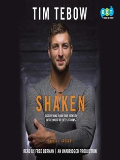 In this powerful book, Heisman Trophy winner Tim Tebow passionately shares glimpses of his journey staying grounded in the face of disappointment, criticism, and intense media scrutiny. Following an exceptional college football career with the Florida Gators and a promising playoff run with the Denver Broncos, Tebow was traded to the New York Jets. He was released after one season.