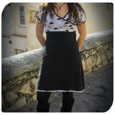 Ratones y Botones: Shirt oder Kleid by #allerlieblichst