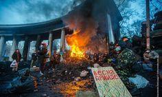 Ucraina: una guida. I fatti e le analisi dall'inizio delle proteste ad oggi