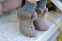 DIY boots for your American Girl Doll DIY Dollhouse DIY Toys DIY Crafts