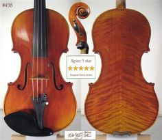 Two Stradivarius Violins