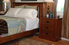Mission Bedroom Set