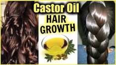 Castor oil can be used on the scalp to prevent and remedy hair loss and for several reasons it is effective in this. Its antibacterial and antifungal properties make it beneficial against folliculitus, dandruff and scalp infections and its ricinoleic acid Castor Oil For Hair Growth, Hair Growth Oil, Castor Oil Benefits, Increase Hair Growth, Hair Starting, Hair Loss Remedies, Hair Regrowth, Hair Oil, Grow Hair