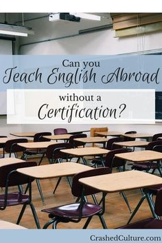 What do you need to teach English abroad? Do you need a degree? Can you teach English abroad without certification? What certifications are there for you? Travel Advice, Travel Tips, Travel Hacks, Travel Articles, Travel Stuff, Travel Ideas, Travel Destinations, Colombia Travel, Travel Information