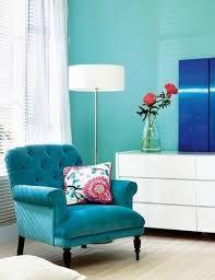 Resultado de imagen para decoracion turquesa sofás