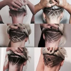 Undercut designs to inspire your adventurous side.