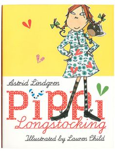 Pippi Longstocking #educational #books #toys
