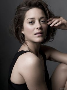 Marion Cotillard is a French actress turned singer.Very talented and is such a beauty!