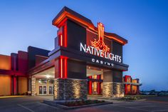 Casino design - photo of the remodeled exterior port cochere at native lights casino. Casino Night Party, Casino Theme Parties, Casino Royale, Casino Quotes, Casino Movie, Casino Table, Casino Dress, Casino Cakes, Vegetable Nutrition
