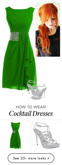 """""""Untitled #458"""" by dragon-mermaid on Polyvore featuring Nina"""