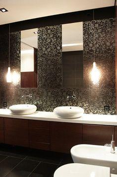 nowoczesna łazienka - Hledat Googlem