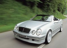1998 Carlsson Mercedes Benz CLK Mercedes E Class Coupe, Mercedes Benz Cars, Ac Schnitzer, Daimler Ag, Old Models, Old Cars, Convertible, Automobile, Dream Garage