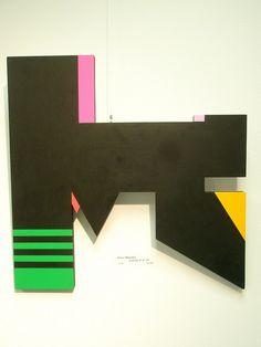 Enea Mancino 'Frattale D, 2010, MADI Art Museum and Gallery, Dallas