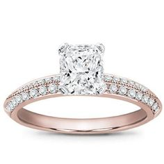 An engagement ring I would say yes too!