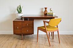 John Keal for Brown Saltman Desk —