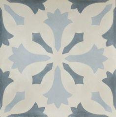 Fiore Blu - Motieftegels - Breng een nieuwe wereld bij u binnen met onze kleurrijke tegels.