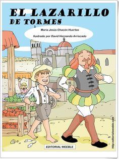 """""""El Lazarillo de Tormes"""" (Adaptación de María Jesús Chacón Huertas)"""