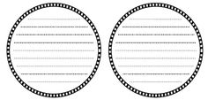 Zebra-circles