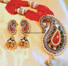 Latest Indian Jewellery designs 2015