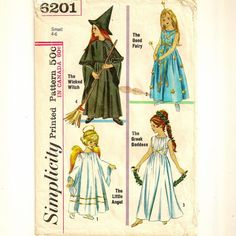 Witch costume good wendy the vintage