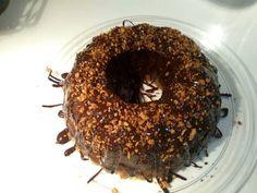 Χαλβάς με σοκολάτα πορτοκάλι και φουντούκια συνταγή από Peggy Sou - Cookpad Cook Pad, Bagel, Doughnut, Bread, Desserts, Food, Tailgate Desserts, Deserts, Brot