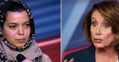 Pelosi Plants Muslim 'Victim' To Question Her, Doesn't Go According To Plan