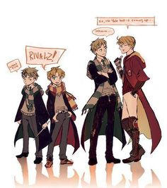 *having an EPIC fangirling moment here* Just give me a second while I squeal till I pass out *w* UsUk Hetalia/Harry Potter crossover